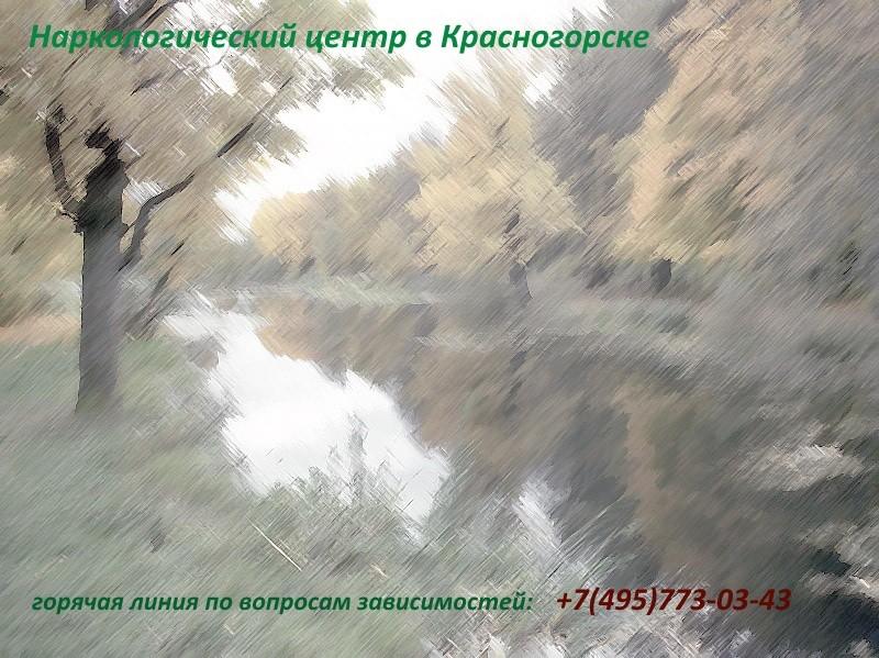 Наркология в Красногорске