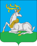 120px-Coat_of_Arms_of_Odintsovo_(Moscow_oblast)