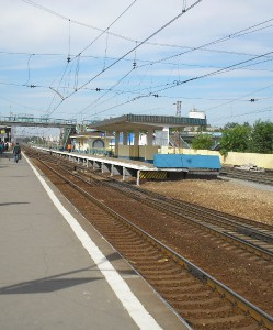 Shcherbinka_railstation