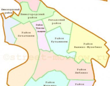 karta-yugo-vostochnyj-okrug
