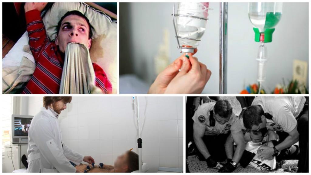 Лечение от ломки в домашних условиях